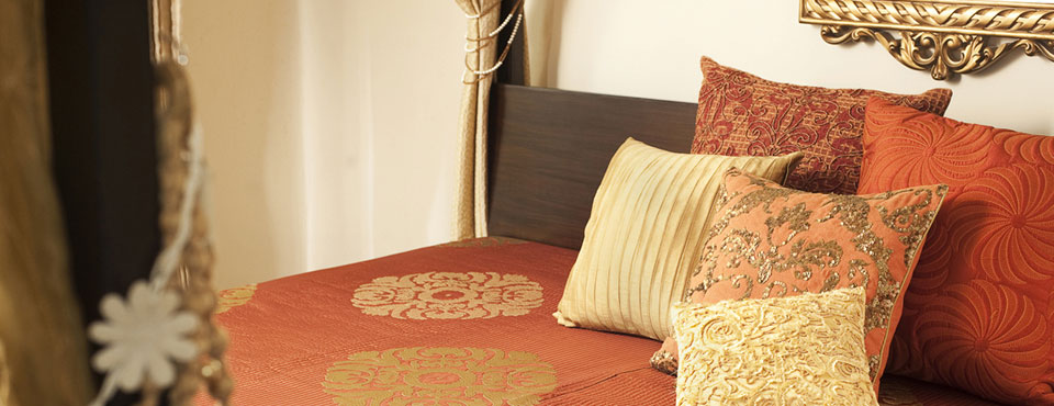 Varied range of home furnishing fabrics and products